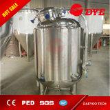Micro fabbrica di birra 100L, 200L, 300L 500L, fermentatore della birra 1000L, serbatoio luminoso della birra