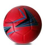 Balón de fútbol cosido a máquina de la talla 5 de la PU
