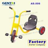 販売のための3つの荷車引きのペダル車、子供の三輪車