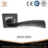 Traitement de meubles de blocage de zinc de matériel de porte sur Rostte carré (Z6167-ZR13)