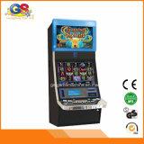 Nueva cabina de juego curvada doblada hermosa de la máquina de la ranura de la pantalla para el casino