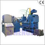 Metallpartikel-hydraulische Brikett-Maschinen-Zeile