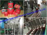 Вся линия обрабатывающие оборудования автоматического варенья томата