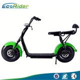 Ecoriderの大人のための電気スクーター100W Citycocoのスクーターの電気スクーター