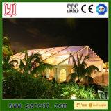 500명의 사람들 판매를 위한 명확한 지붕을%s 가진 호화스러운 투명한 결혼식 천막