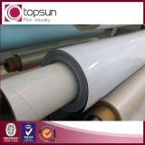 Film auto-adhésif en PVC avec bande en aluminium pour cadre en aluminium