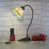 Nueva lámpara de tabla de flores de tulipán moderna claro iluminación