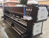Eco 광고하는 용해력이 있는 잉크젯 프린터 3.2m 큰 체재 옥외 코드 기치 /Vinyl /Sticker 기계 인쇄