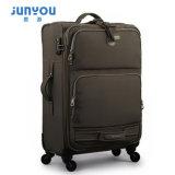 Il modo caldo 4 di vendita spinge 20 24 bagagli molli di nylon di pollice