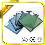 Vetro rivestito Basso-e per la costruzione con Ce/ISO9001/CCC