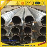 Dissipador de calor de alumínio do alumínio do perfil da extrusão T5 dos fornecedores 6063