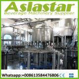 Equipamento de embalagem de plantas de enchimento de água pura totalmente automático e mineral
