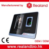 Sistema di presenza di tempo di riconoscimento di fronte di Realand