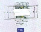 Selo mecânico para a bomba (59U)