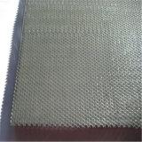 Nid d'abeille en aluminium couleur noire (HR1121)