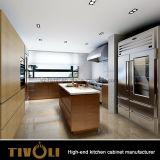 Hoge de kwaliteit polijst de Houten Keukenkast van de Lak voor het WoonHuis van Australië