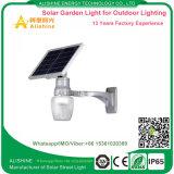 Luz solar ao ar livre do jardim da rua do diodo emissor de luz de Alishine 9W 12W 18W