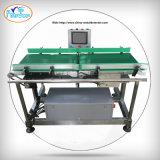 Clasificadora del peso automático para las líneas de Productsion