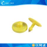 UHF 960MHz RFID 귀 꼬리표 자극자 암소 또는 가축 큰알약 Tag/RFID 동물성 귀 꼬리표