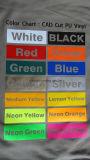 Bonne luminance Neon Green Cuttable PU Flex pour textiles