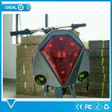 De elektrische Elektrische Opvouwbare Fiets van de Opvouwbare Autoped met LEIDENE Lichten