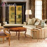 ホテルの部屋のための現代銅の永続的な床ランプ