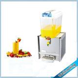 18Lはボールのフルーツジュースディスペンサーの冷たい飲み物機械を選抜する