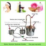 가구 물 알콜 위스키 Hydrolat 정유 증류기를 위한 다중 기능 증기 증류법 기계