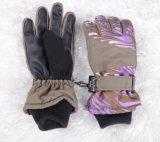 Guante del esquí de los niños del guante del dedo del guante cinco del esquí de los cabritos/guante del invierno de los niños/guante del Detox/guante de Okotex/guante del esquí de la manopla/guante del invierno de la manopla