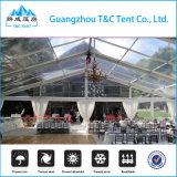 Большой классицистический украшенный алюминиевый шатер венчания ветрила для сверх 500 людей