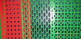 Het uitstekende kwaliteit Geperforeerde Blad van het Metaal/Geperforeerd die Blad in China wordt gemaakt