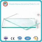 vidro de flutuador 12.5mm desobstruído de 12mm para Windows e portas