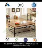 Mobília de madeira da mesa de centro do estúdio Hzct020