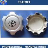 Vário projeto das tampas personalizadas do tampão do centro de roda do ABS