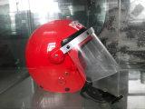 2017년 반대로 난동 헬멧 또는 난동 통제 경찰 군 헬멧은 F를 제조한다