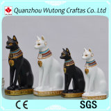 도매 고대 이집트 운이 좋은 Feng Shui 제품 고양이 작은 조상