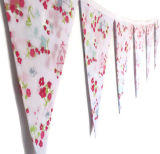 La la migliore vendita progetta le bandierine per il cliente decorative della stringa dello stendardo