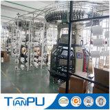 China-Lieferanten PU-überzogenes wasserdichtes Polyester-Jacquardwebstuhl Brokat-Tuch-Gewebe