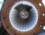 공장은 92% 반토 세라믹 안대기 강관을 공급한다