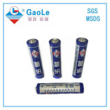 Fabricante chino de la batería AAA 1.5V batería seca de la célula (R03)