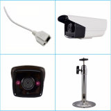 cámara infrarroja del IP del punto negro del CCTV de los 50m 4.0MP H. 265