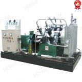 Air diesel à haute pression exempt d'huile Compessor de vis de 300 Cfm