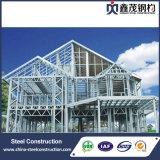 별장으로 현대 휴대용 모듈 조립식 가벼운 강철 조립식 집