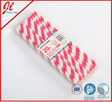 Papier- mit Leselinienstroh-Partei-Produkt-Stroh-Trinken