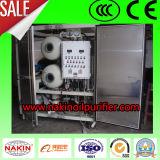 Regeneración del petróleo del transformador de Zyd, máquina del filtro de petróleo del transformador