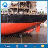 Sacos hinchables de lanzamiento flotantes del caucho del barco