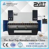 Máquina do freio da imprensa hidráulica do CNC, freio da imprensa, máquina de dobra do freio da imprensa