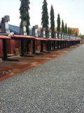 Elevatore idraulico semplice di parcheggio dei 2 pavimenti dei due alberini di Mutrade