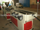 Ligne de production / extrusion de tuyaux ondulés PE / PP / PVC en plastique à un seul mur