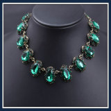 Ожерелье новых ювелирных изделий способа смолаы деталя акриловых установленное